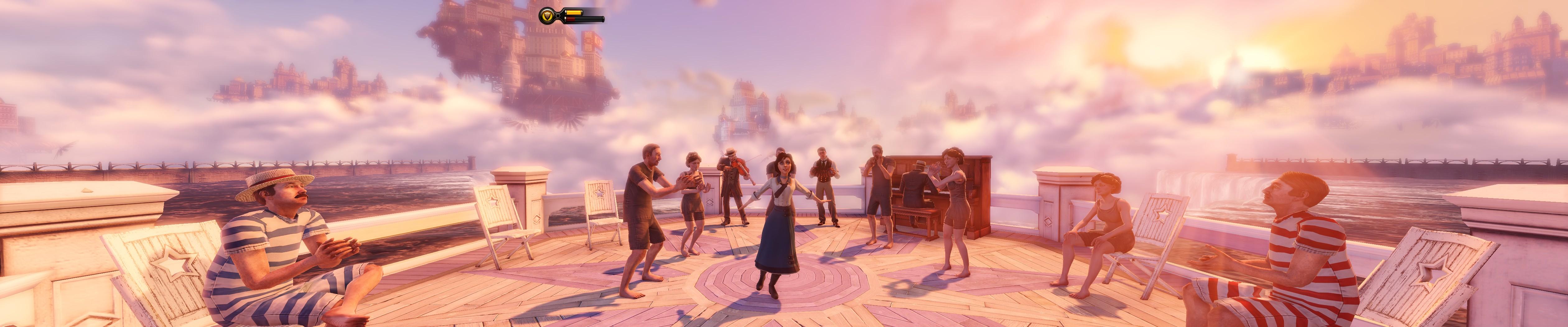 BioShock Infinite (Triple Monitors / Eyefinity / Surround
