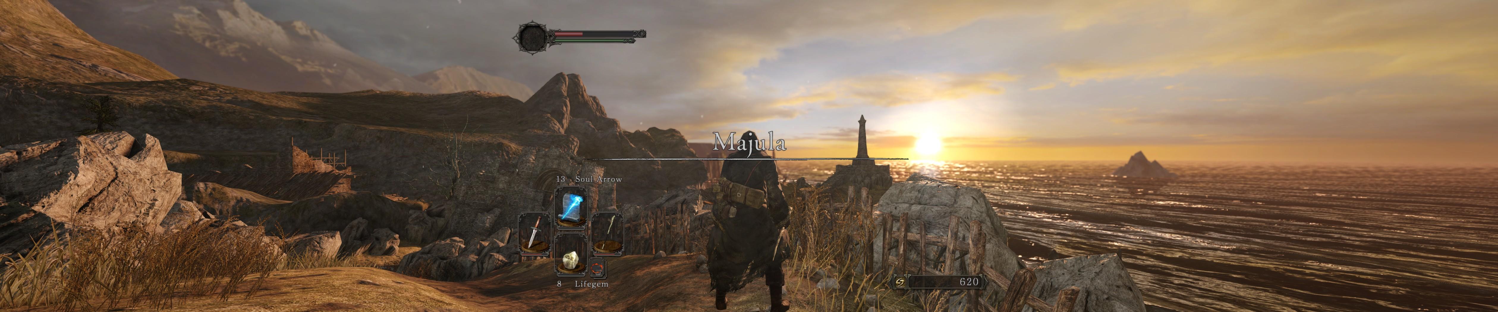 Dark Souls Ii Triple Monitors Eyefinity Surround 4k Wsgf