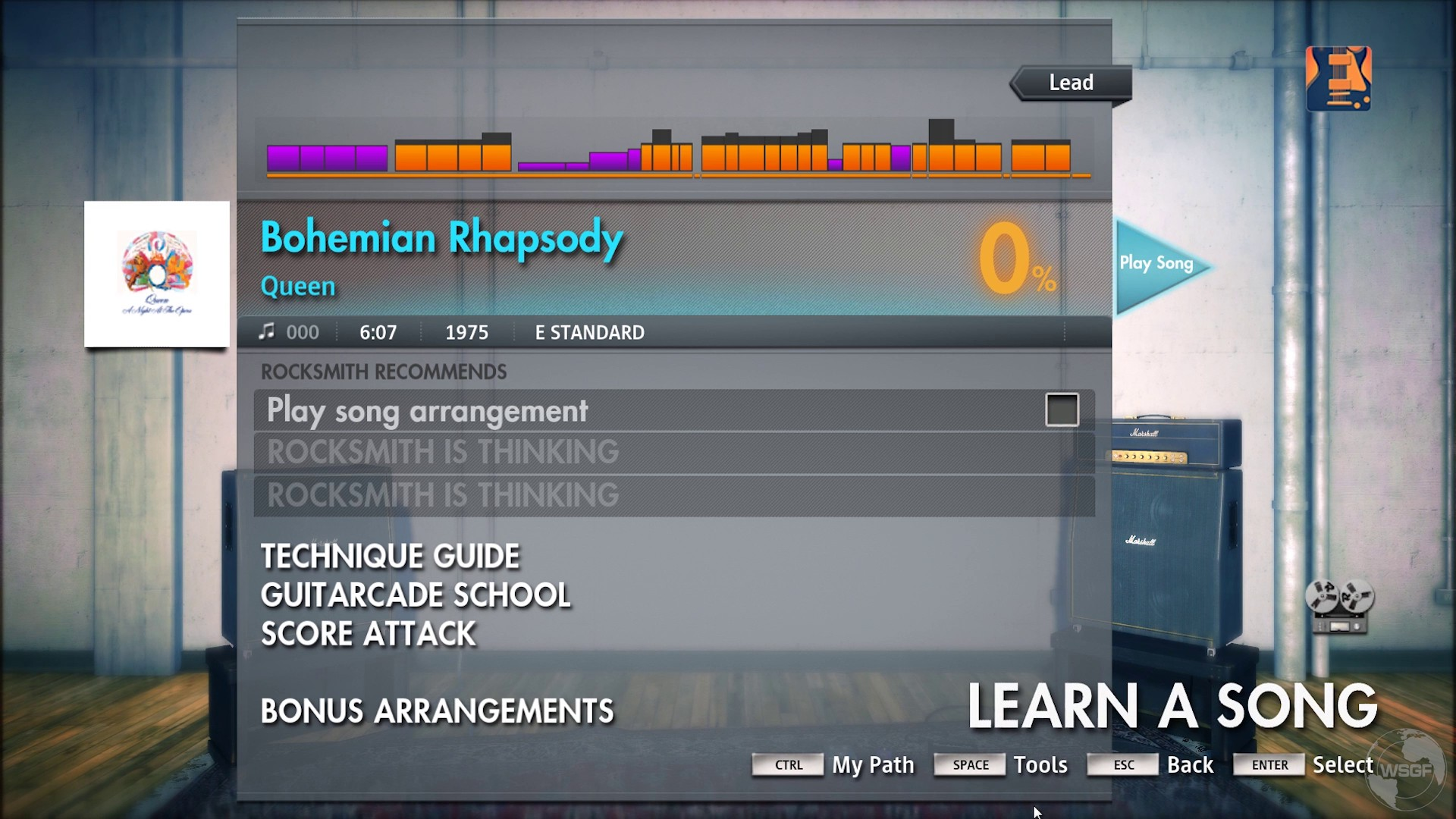 how to play rocksmith without a real tone cable xbox
